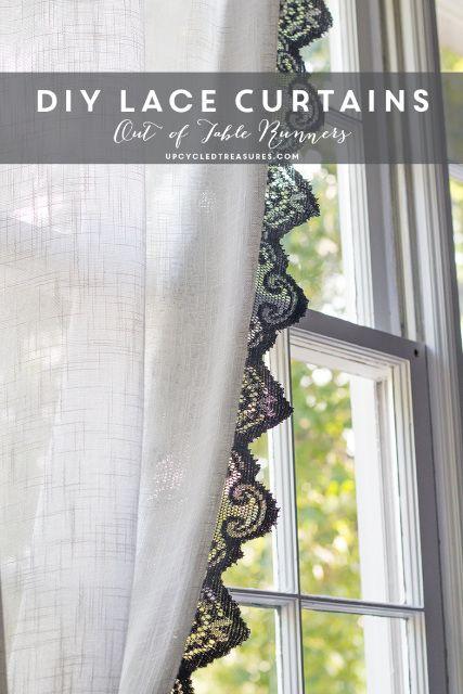 Lace curtains에 관한 상위 25개 이상의 Pinterest 아이디어  커튼