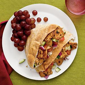 Spicy Chicken Shawarma | CookingLight.com