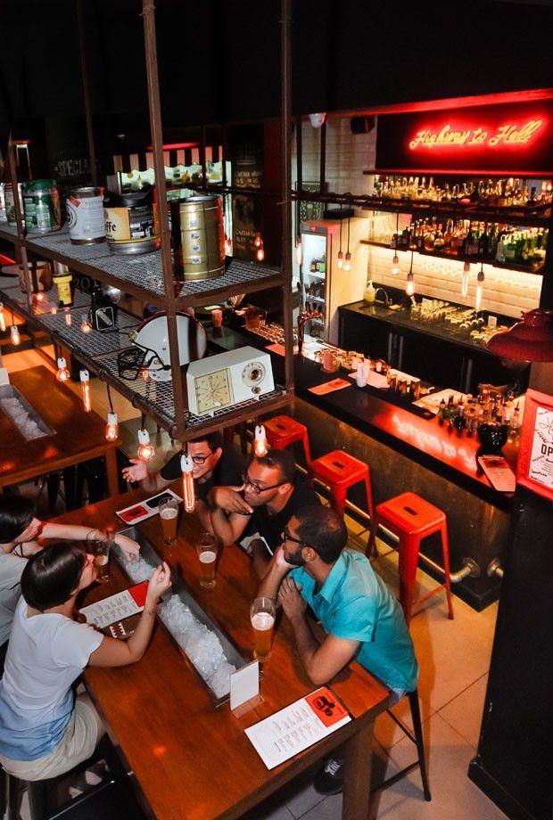 Restaurante Caverna Rio (Foto: Adriana Granado)
