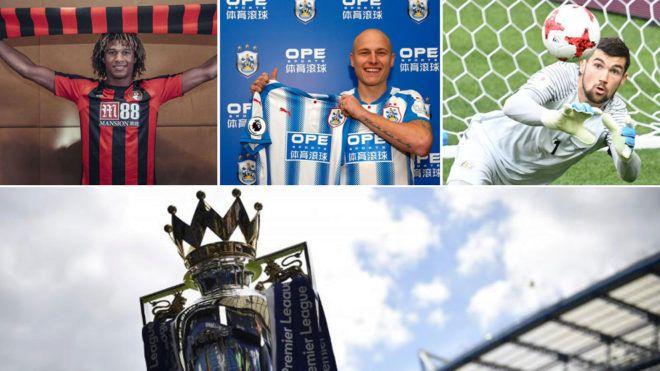 Premier League: La Premier rompe su techo: 13 clubes han hecho su fichaje más caro en el último año | http://www.marca.com/futbol/premier-league/2017/06/30/595644c446163f2e1e8b45ec.html