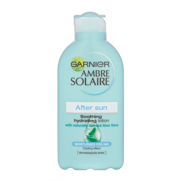 Garnier Ambre Solaire After Sun Soothing Hydrating Lotion 200ml - feelunique.com #feeluniquemagpies