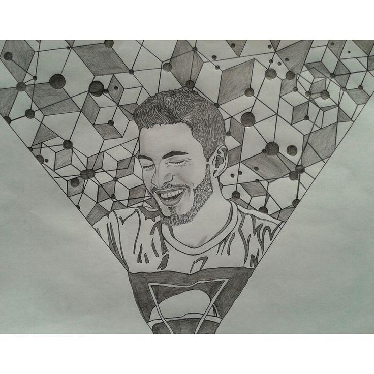 Mateo Carvajal / sonrisa hermosa #drawing #dibujo #dibujoalapiz #art #arte #mateo #teo #mateocarvajal