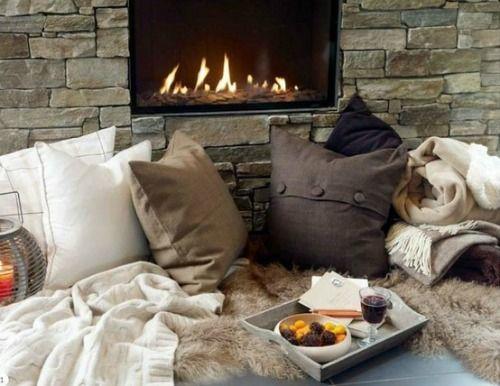 Herfst in huis #2: Warmte   Éénig Wonen
