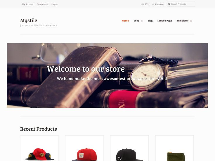 Mystile by WooThemes
