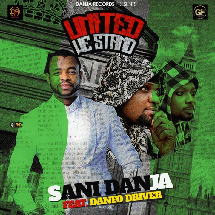 "United We Stand – Sani Danja @teamDanja Ft Danfo Driver (Audio) Sani Danja teams up with Danfo Driver to dish out this hot unity song ""United We Stand"". They take it down to the street level so everyone can pretty much understand the message in the song. 'Danja said,... #naijamusic #naija #naijafm"