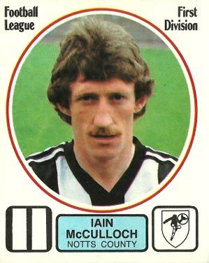 1981-82 Notts County FC Match Line-Up's & Details
