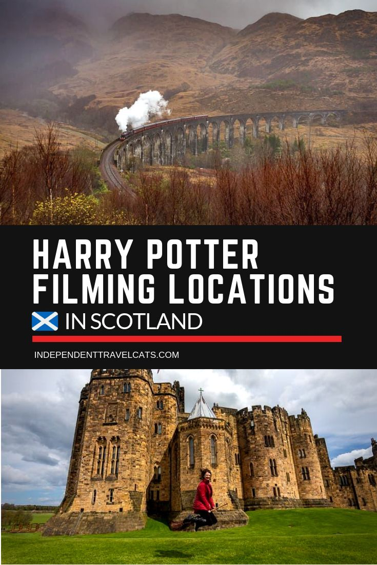 A Detailed Guide To Harry Potter Filming Locations In Scotland Harry Potter Filming Locations Filming Locations Scotland Vacation