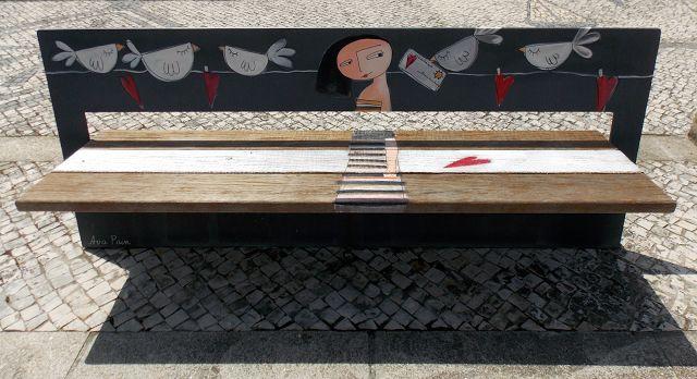 Love(ly) bench