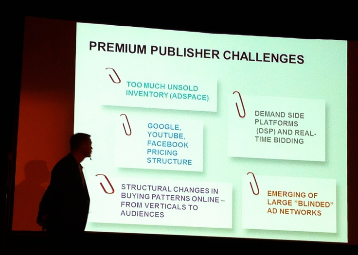 Premium publisher challenges  @ 29.11.2012 IAB Finlands seminar HOT or NOT