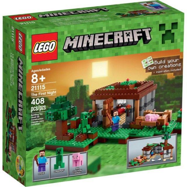 32 best Đồ chơi LEGO Minecraft images on Pinterest | Lego minecraft ...