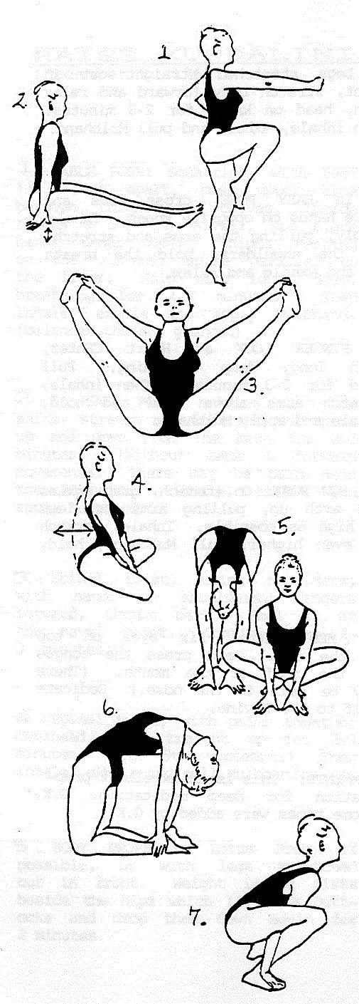 Kundalini Yoga to raise kundalini set 2