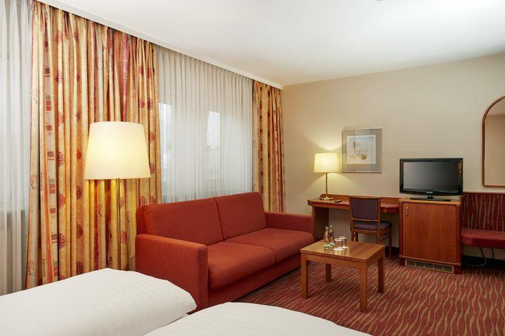 Superior Zimmer im H+ Hotel Mannheim