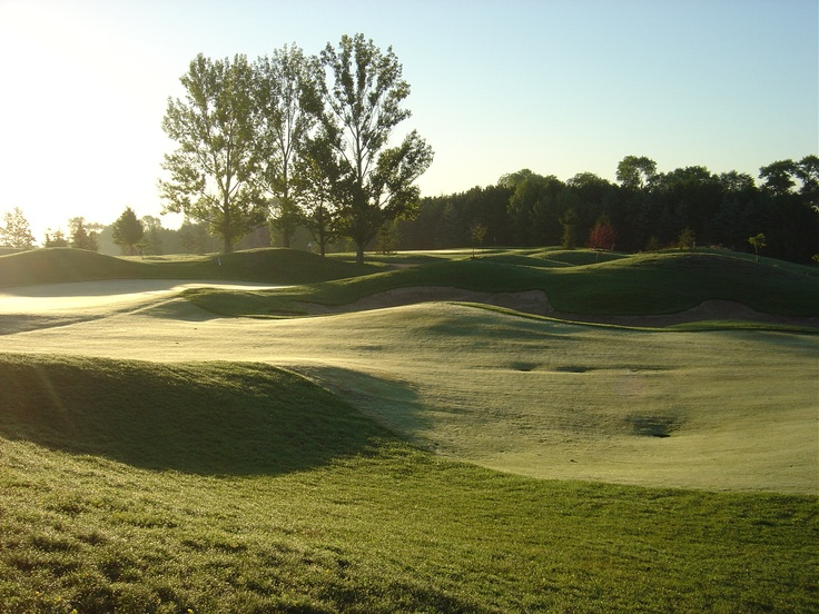 Our Lake Breeze Par 36 Course  RCGA Slope Rating - 136  RCGA Course Rating - 73.8