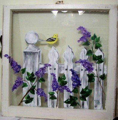 Options for decorating the windows - Turn boring windows into a beautiful window to your home.