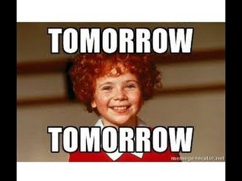 Reverse Mandela Effect (Tomorrow From The 1982 Annie Movie Is Just How I...