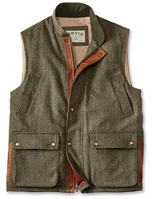 Men's Outerwear | ... tweed vest our men s tweed vest is a versatile outerwear solution