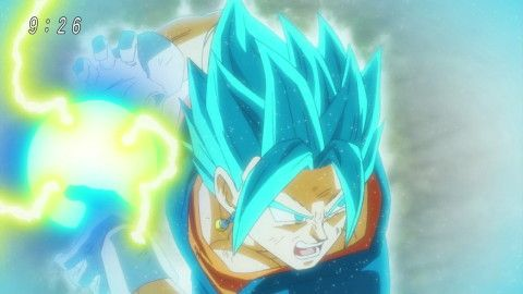 Super Saiyan Blue Vegito