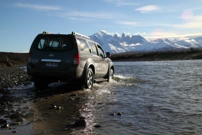 Personal guide, 4WD and the whole of Patagonia to explore #awasi