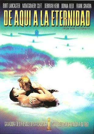 De aquí a la eternidad (1953) EEUU. Dir: Fred Zinnemann. Drama. Romance. Bélico. Pearl Harbor - DVD CINE 740