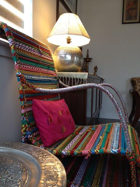 Saffron and Silk. [ MexicanConnexionForTile.com ] #design #Talavera #handmade
