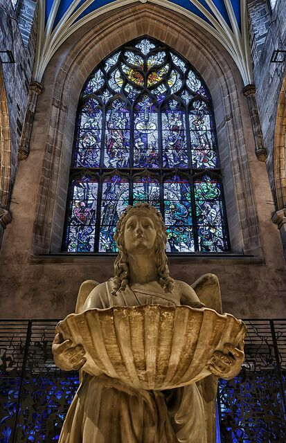 St. Giles Cathedral - Edinburg - Scotland