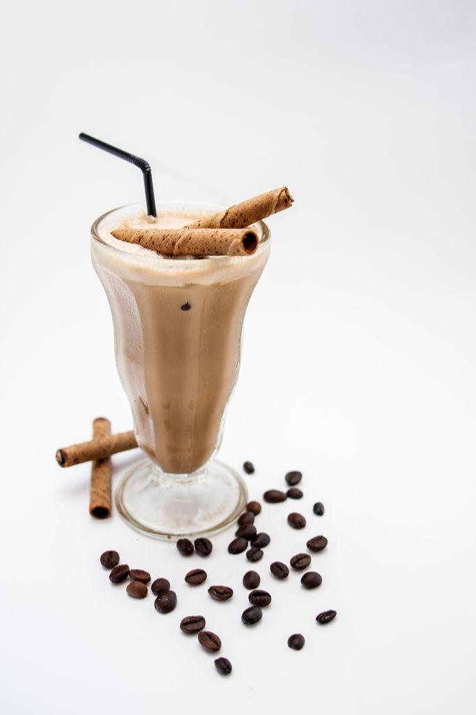 Think Big Coffee >> Kopi, Es Krim Mocca. IDR 20,5K.