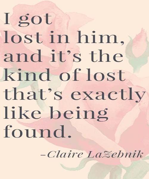 The Kind Of Lost-Love Quotes