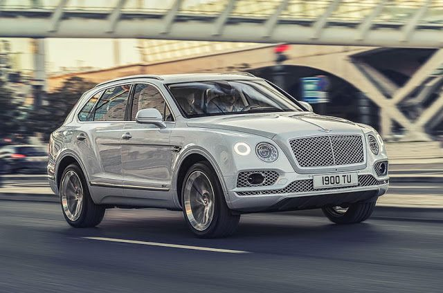 Bentley Bentayga Hybrid Pricing Confirmed For Brand S First Hybrid Vw Electric Car Luxury Cars Bentley