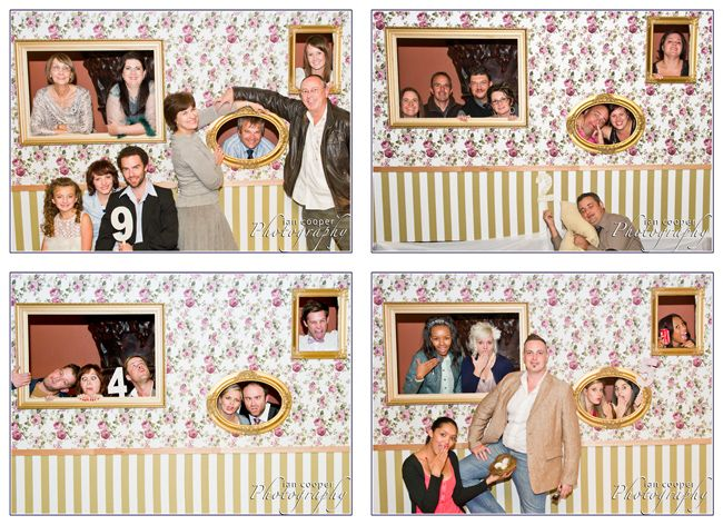 If you are having a Fun Booth at your reception make sure you have a great setting supplied by yourselves or by the Professional Photographer www.icphotos.co.za