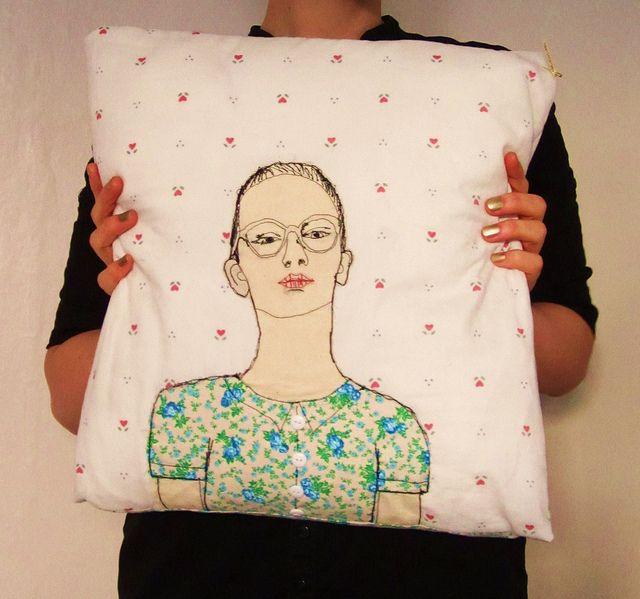 Cushion Geek Chic | Flickr - Photo Sharing!