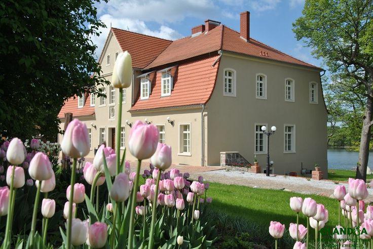 Manor House in Poland Hotel, Restaurant, Spa, Winery, Lake  http://www.olandia.pl