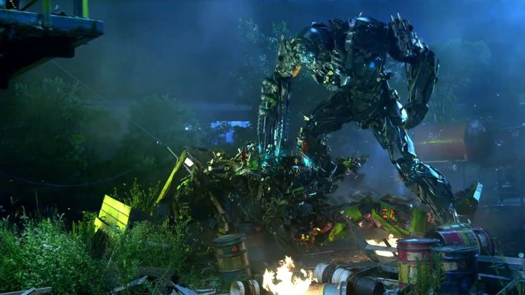Transformers: Age of Extinction - CLIP: Lockdown Kills Ratchet (2014) | ...