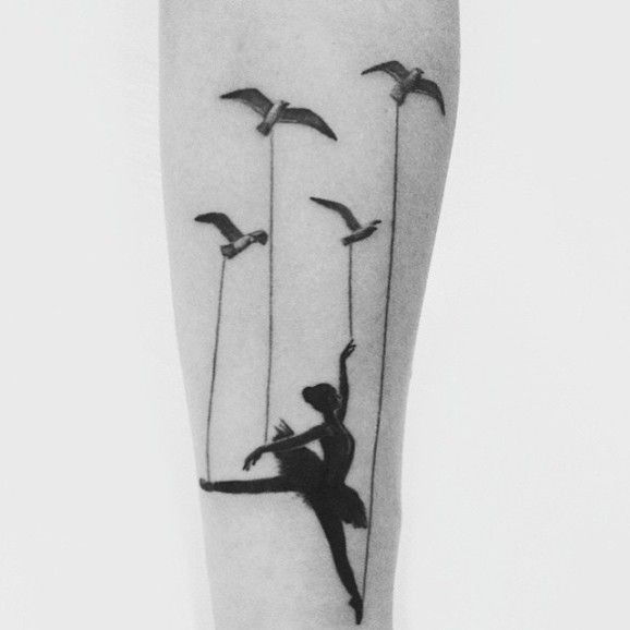 I wouldn't get the dancer, b ut this is beautiful!