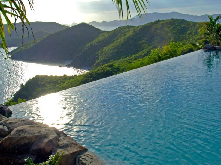 Falcon S Nest Villa At Peter Island British Virgin Islands