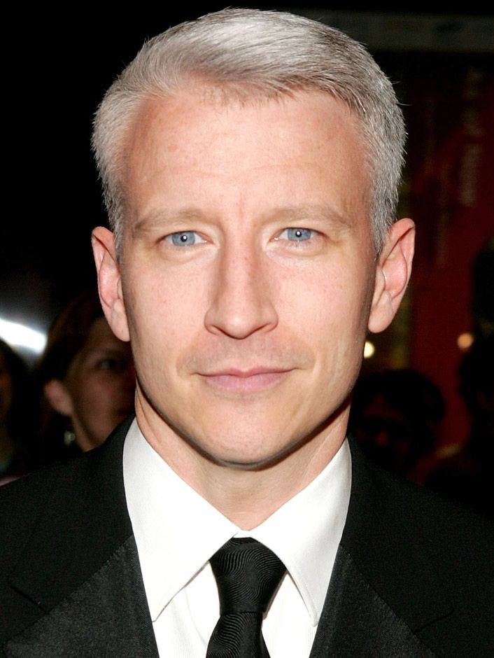 Thanks for being another respected part of the community and giving young people another role model, cheers to you Anderson Cooper