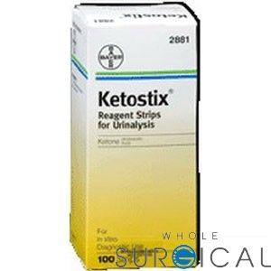 Bayer - 2881 - AMES Ketostix Reagent Test Strip (100 count)