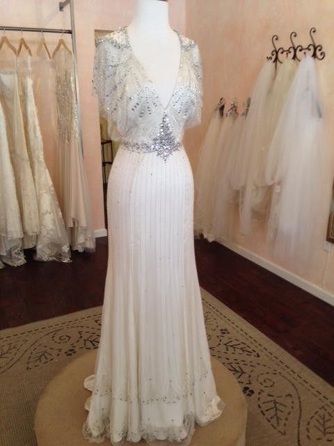 Jenny Packham Nicole Size 5 Wedding Dress