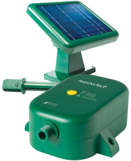 Solar Powered Rain Barrel Pump - Planet Natural
