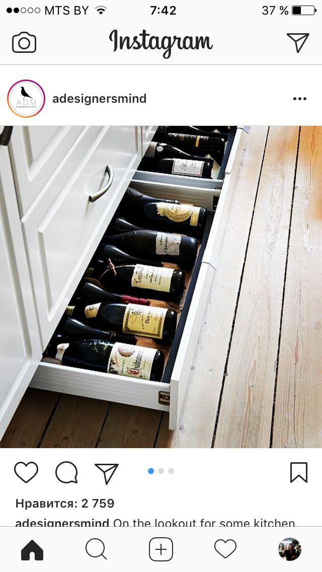 эргономика кухня хранения
