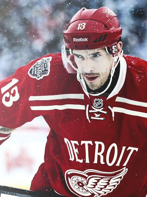 Pavel Datsyuk hockey