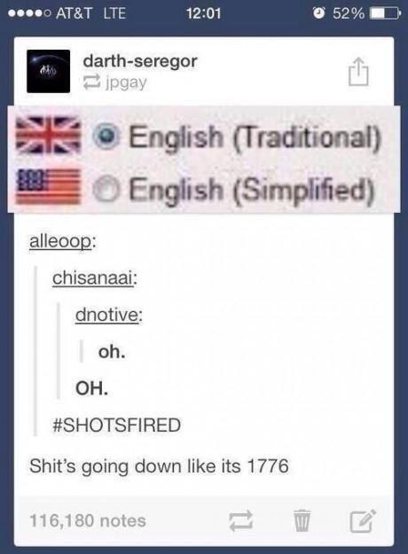そういえば、そうだよね。21 Times Tumblr Proved English Is The Worst Language Ever