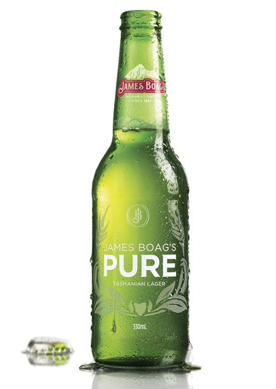 all beers from James Boag's (nice packaging too)