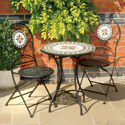 Tuscany Bistro Set at Homebase -- Be inspired and make your house a home. Buy now.