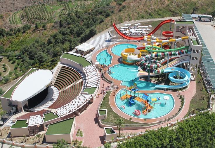 Goldcity Tourism Complex - Aquapark