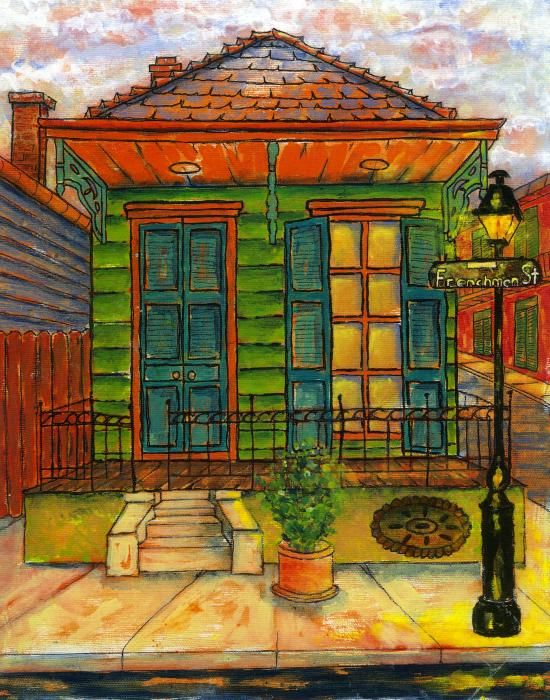 House Paintings 171 best new orleans shotgun house images on pinterest | shotgun