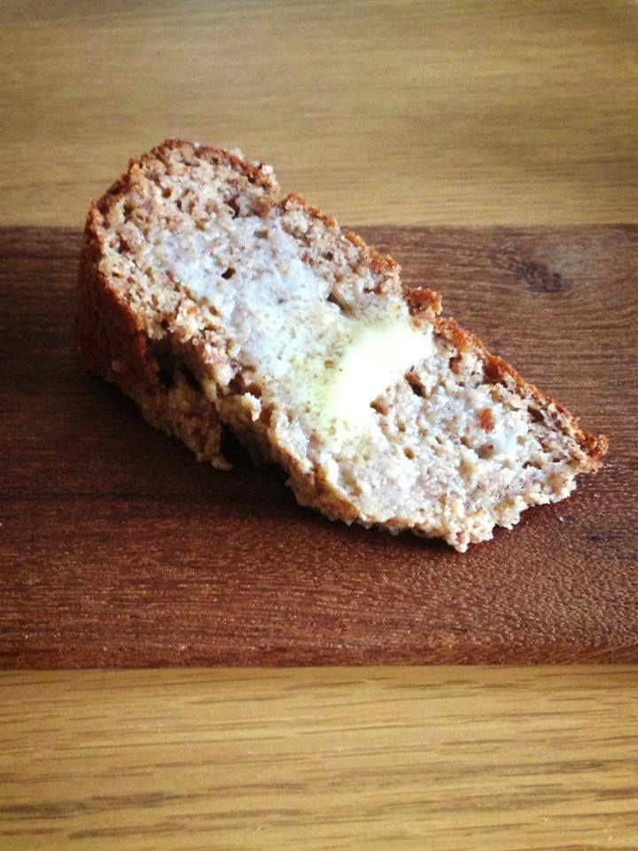 Bananbröd - Fritt från mjölk & gluten. - Hälsa som livsstil