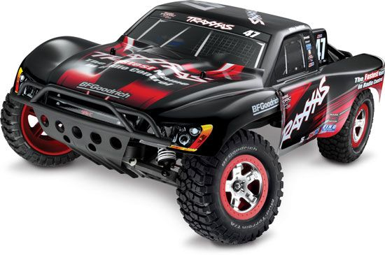 Traxxas Slash VXL Electric 2WD RTR Short Course Truck w/ 4200mAh LiPo