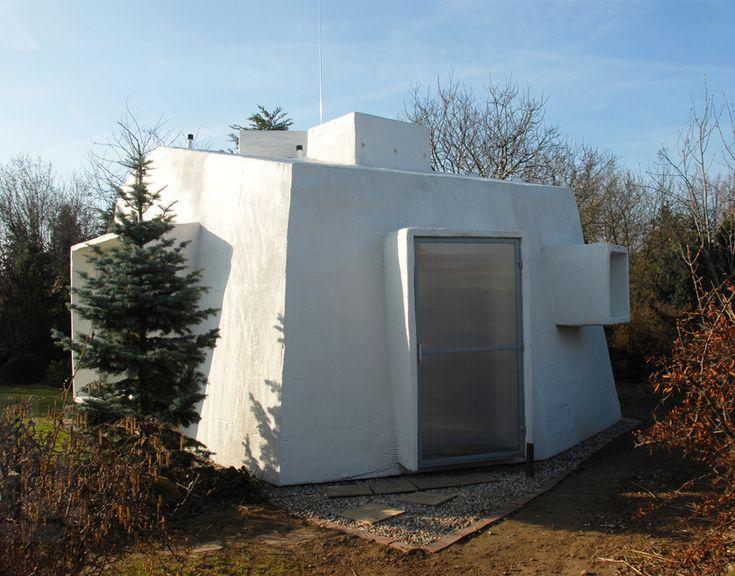'garden-atelier' designed by jose luis berrueta in prague, czech republic