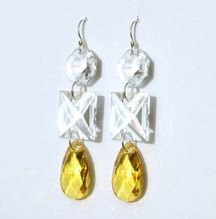 """""""Women of New York, frost yourselves!""""  Miss Hudson earrings now on SALE. Grab yourself or a friend a pair for only $51.00!"""