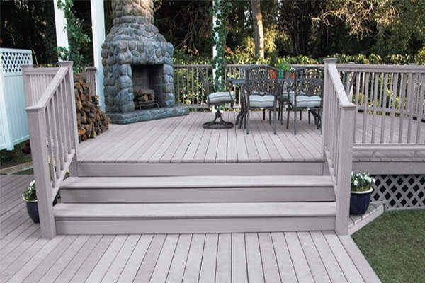 1000 ideas about composite decking prices on pinterest for Fiberon decking cost per square foot